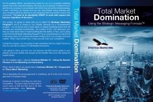 Total Market Domination Audio 4-CD Set