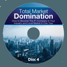 TOTAL MARKET DOMINATION - DISC 4