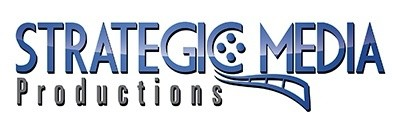 Strategic Media Productions logo